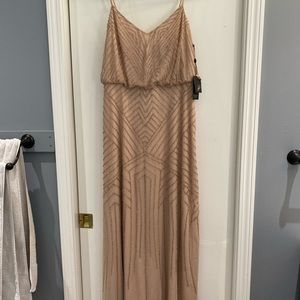 New w tags Adrianna Papell dress